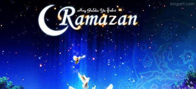 Hoşgeldin Ramazan 2012