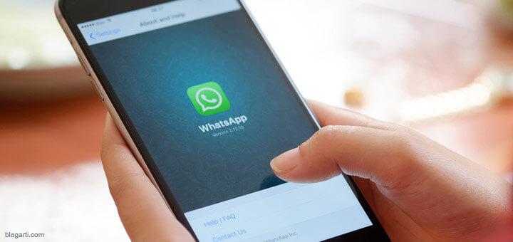 whatsapp cep