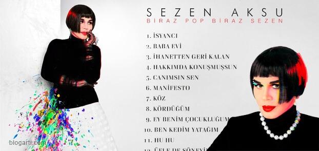 Sezen Aksu'dan Yeni Albüm: Biraz Pop Biraz Sezen