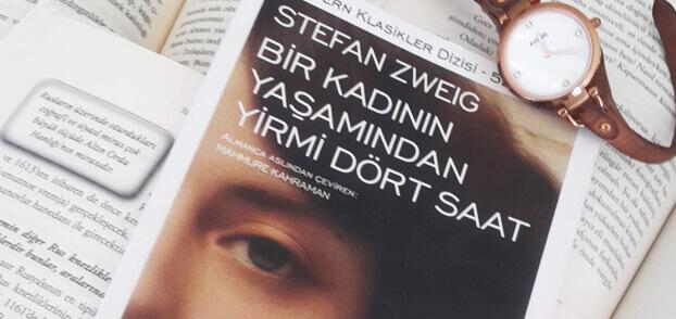 Stefan Zweig – Bir Kadının Yaşamından Yirmi Dört Saat