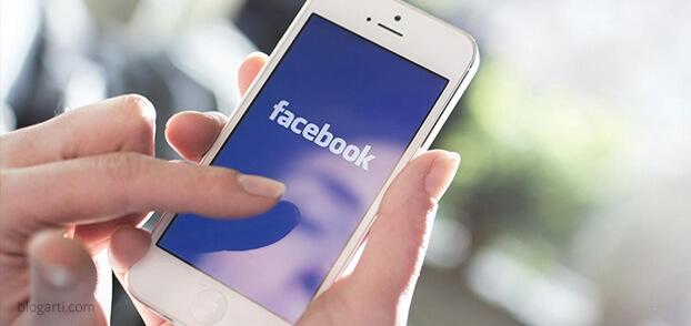 Facebook'ta Arama Geçmişi Silme Yöntemi