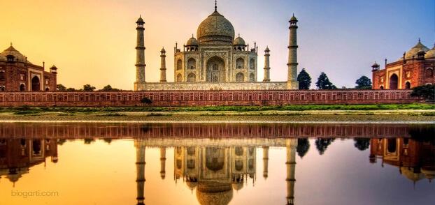 Tac Mahal'in hikayesi