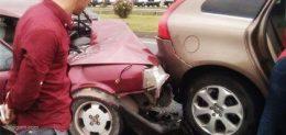volvo şahin trafik kazası