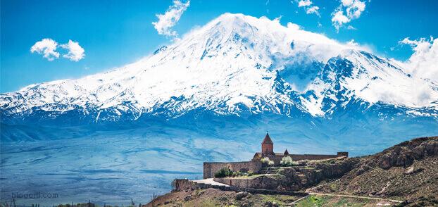 Türkiye'deki En Yüksek Dağlar