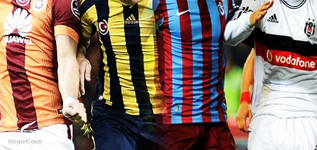 Türkiye'deki futbol takımlarının taraftar oranları