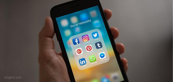 En popüler 5 sosyal medya platformu
